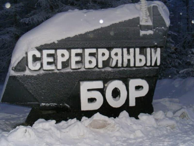 Серебряный Бор