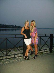 Лена и Сима