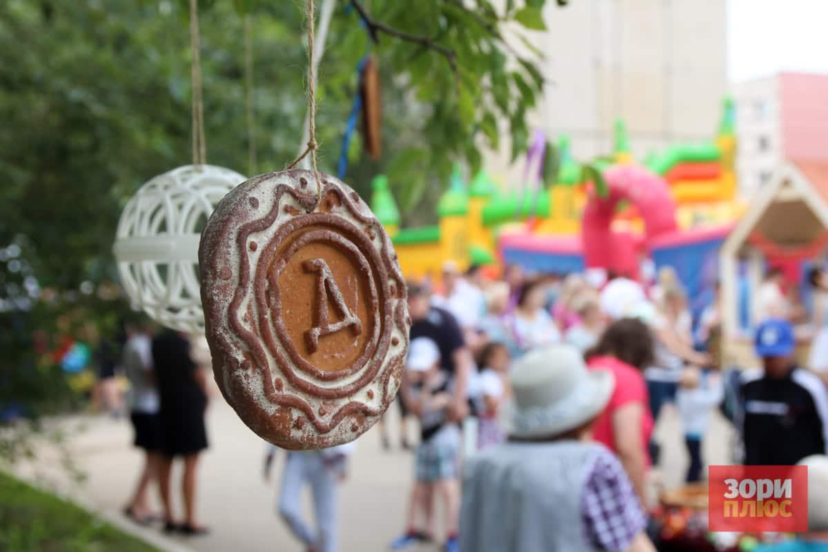Фестиваль сладостей в Добрянке