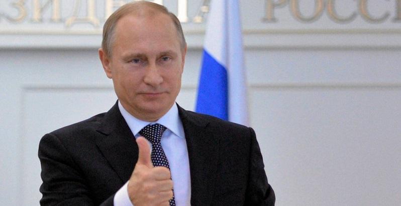 Путин живет в какой-то другой стране